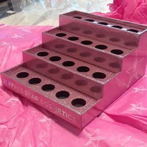 J⭐ PinkGlitter 20 lipstick display 2pack